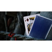 Blue Bomber Poker Playing Cards