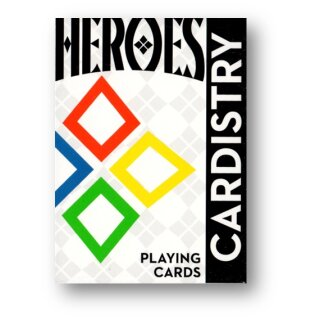 Cardistry Heroes Deck Playing Cards