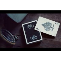 Prohibition Series White Wolf Vodka Playing Cards