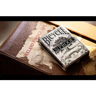 Prohibition V1 52 Proof Playing Cards