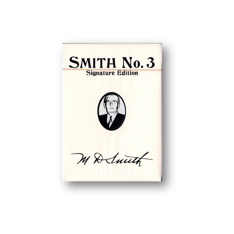 Smith No 3 Playing Cards by Expert Playing Cards Poker Spielkarten