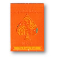 The Dapper Deck (Orange) by Vanishing Inc.