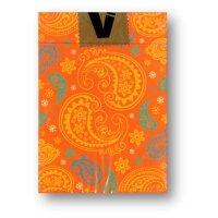 The Dapper Deck (Orange) by Vanishing Inc.