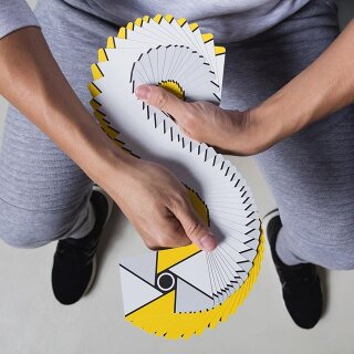 Virtuoso Spring / Summer 2016 Cardistry Deck