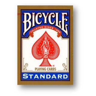 Bicycle Poker Deck Standard - Rider back Blau