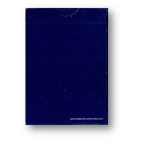 Steel Playing Cards - Blue Limited Edition