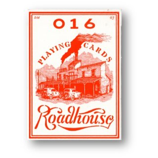 Roadhouse Poker Deck by Ellusionist
