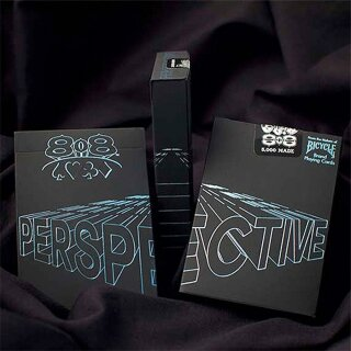 Bicycle 808 Club Deck - Perpective