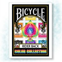 Bicycle Color Collection - Set of 9 Decks