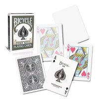 Bicycle Grey Poker Deck
