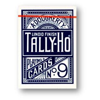 Tally Ho FAN Back Blue