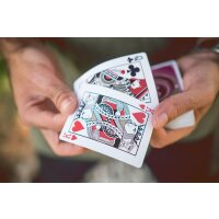 MIRAGE V2 Dawn Edition Playing Cards by Patrick Kun