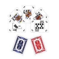 Bicycle Poker Peek Pro BLAU