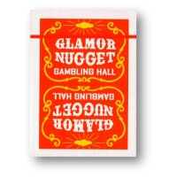 Glamor Nugget Limited Edition Playing Cards (Red)