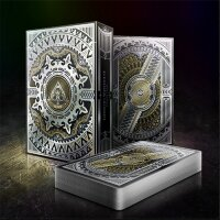Alloy Copper Playing Cards Limited Edition