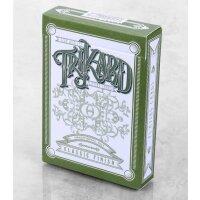 TriKard - Veridian Poker Deck