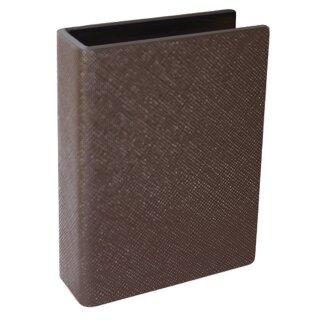 Card Clip Brown Kartenschutz