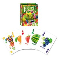 Bicycle Fruit Playing Cards Deck