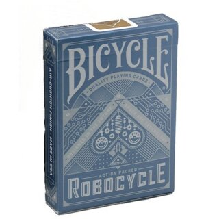 Robocycle Deck - Bicycle Blau