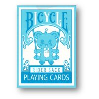 Bicycle - Lovely Bear - Light blue