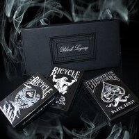 Bicycle Black Legacy Boxed Set by Ellusionist