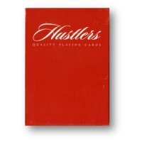 Hustler Limited Edition Red  by Ellusionist