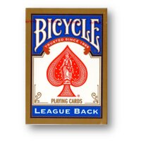 League Back - Bicycle BLAU