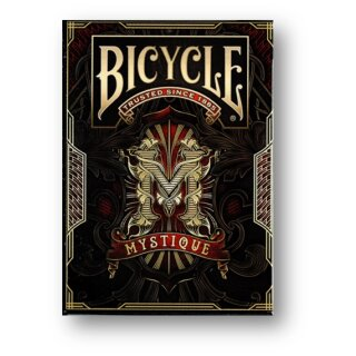 Bicycle - Mystique Playing cards