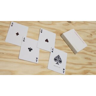 Quality Cardistry 1902 - 2nd Edition Red Playing Cards
