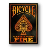 Bicycle Fire Deck