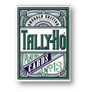 Tally Ho - Emeralds - White Edition