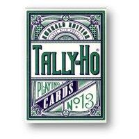 Tally Ho - Emeralds - White Edition
