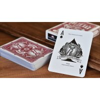 Liberty Playing Cards (Red) by Jackson Robinson and...