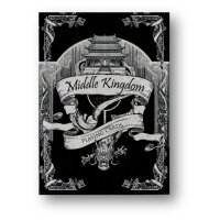 Middle Kingdom (Silver) Playing Cards Printed by US...