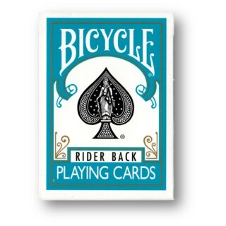 Bicycle Türkis Rider Back Deck