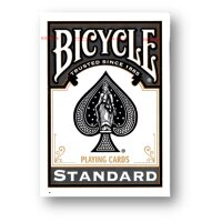 Bicycle Black Standard Back Deck