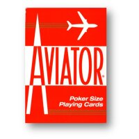 AVIATOR Deck Poker Size ROT