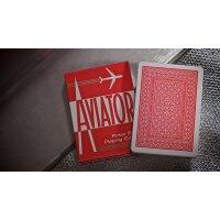 AVIATOR Deck Poker Size ROT