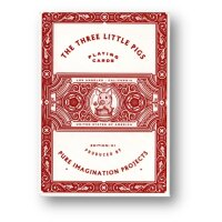 The Three Little Pigs Playing Cards by Pure Imagination...