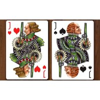 Avant-Garde United Cardists 2017 Playing Cards (GREEN)