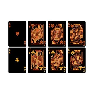 Bicycle - Natural Disasters Playing Cards - Wildfire