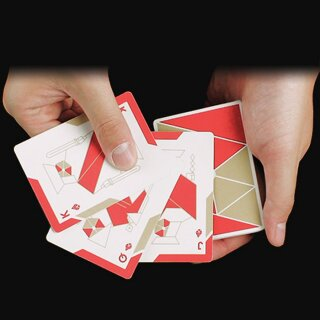 Isometric No 2. Playing Cards