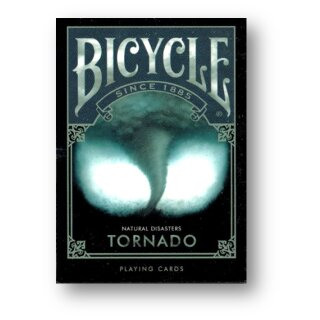 Bicycle - Natural Disasters Playing Cards - Tornado