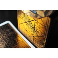 LUXX® Greille Playing Cards COPPER