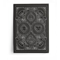 Black Deck of Playing Cards by MISC GOODS