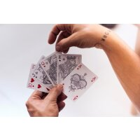 Green Deck of Playing Cards by MISC GOODS
