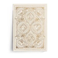 Ivory Deck of Playing Cards by MISC GOODS