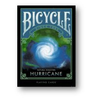 Bicycle - Natural Disasters Playing Cards - Hurricane