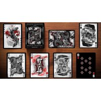 Black Dragon Series Playing Cards (Standard Edition) by Craig Maidment