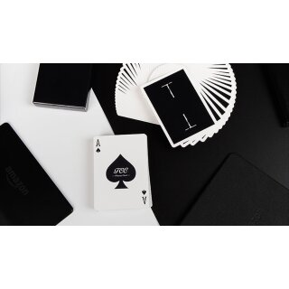 Sword T (White) Playing Cards